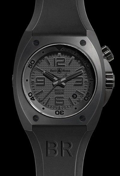Bell & Ross anuncia nuevos relojes de buceo