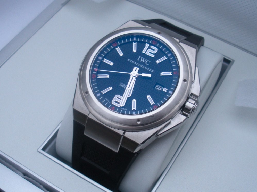IWC Ingenieur Mission Earth 46mm