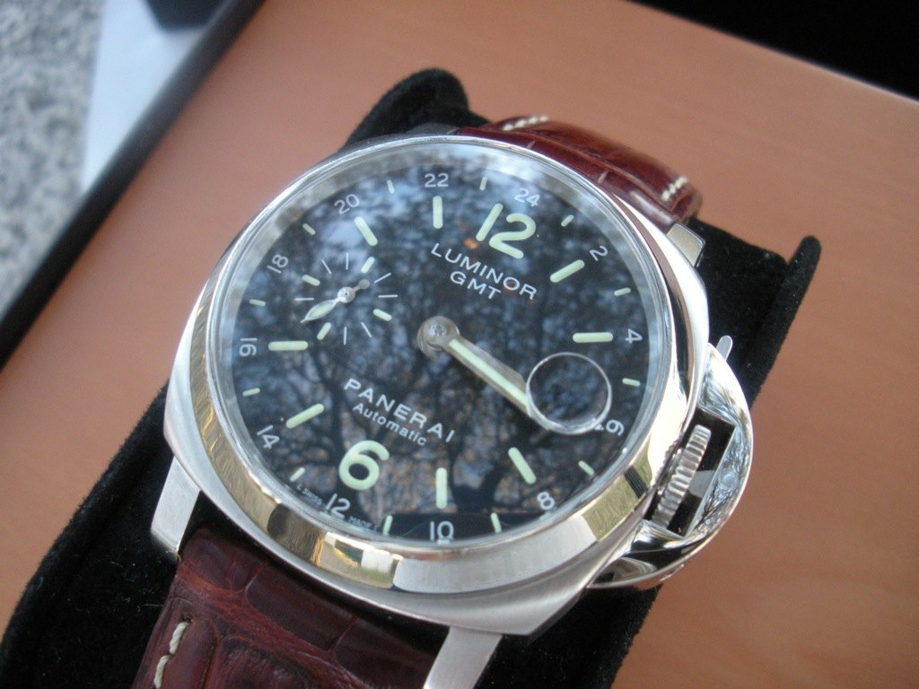 Luminor Panerai Pam 244 GMT