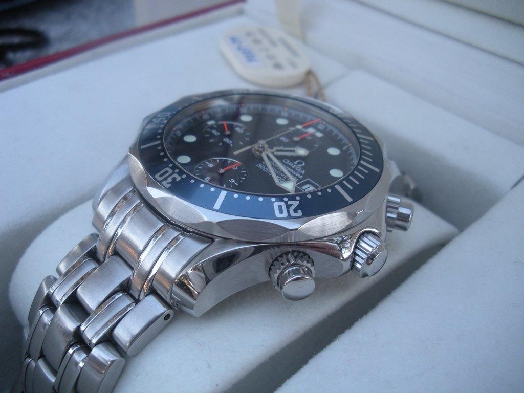 Omega Seamaster Professional Chronograph 2599.80.00