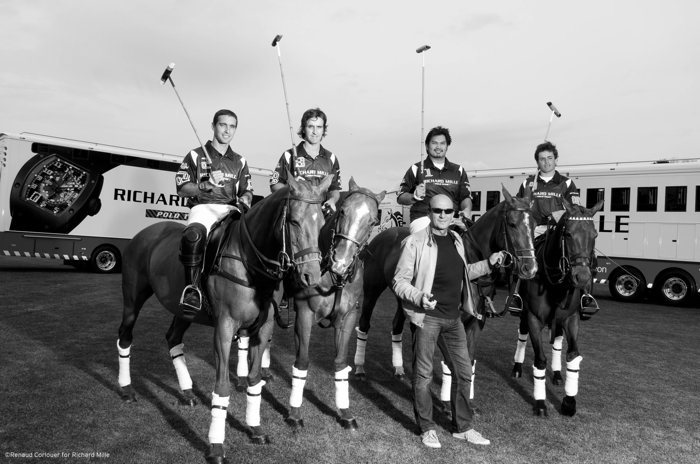 Nueva colaboración de Richard Mille con un equipo de polo: el Richard Mille Polo Team