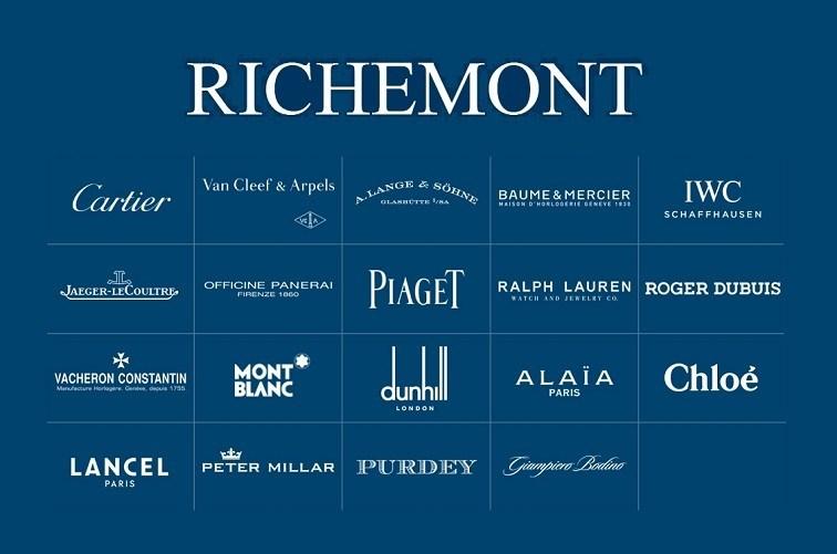 El beneficio del grupo Richemont creció el 79% en su año fiscal 2010-2011