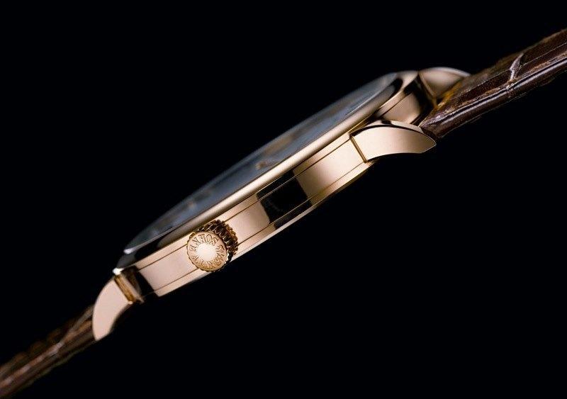 Saxonia Thin, un nuevo reloj de A Lange & Söhne