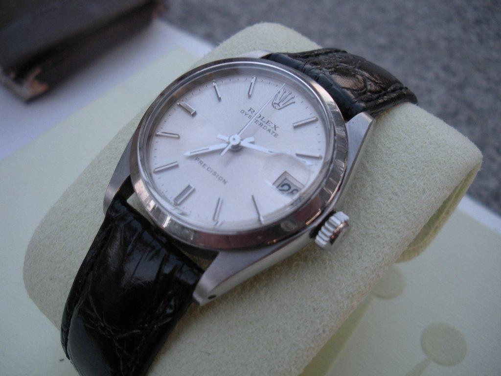 Rolex Oysterdate Precision 6466