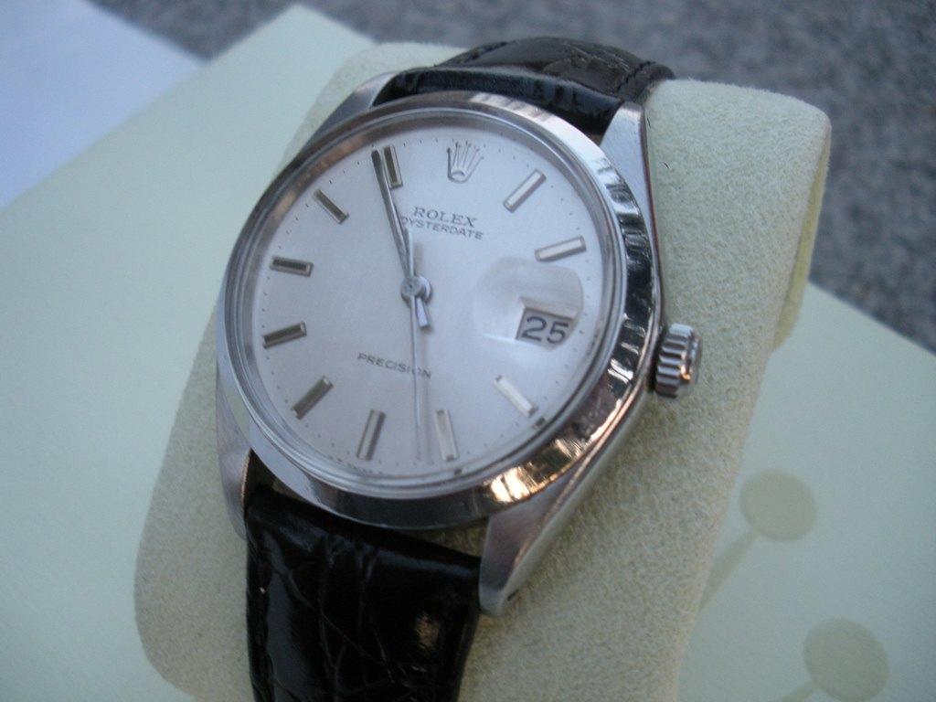Rolex Oysterdate Precision 6649