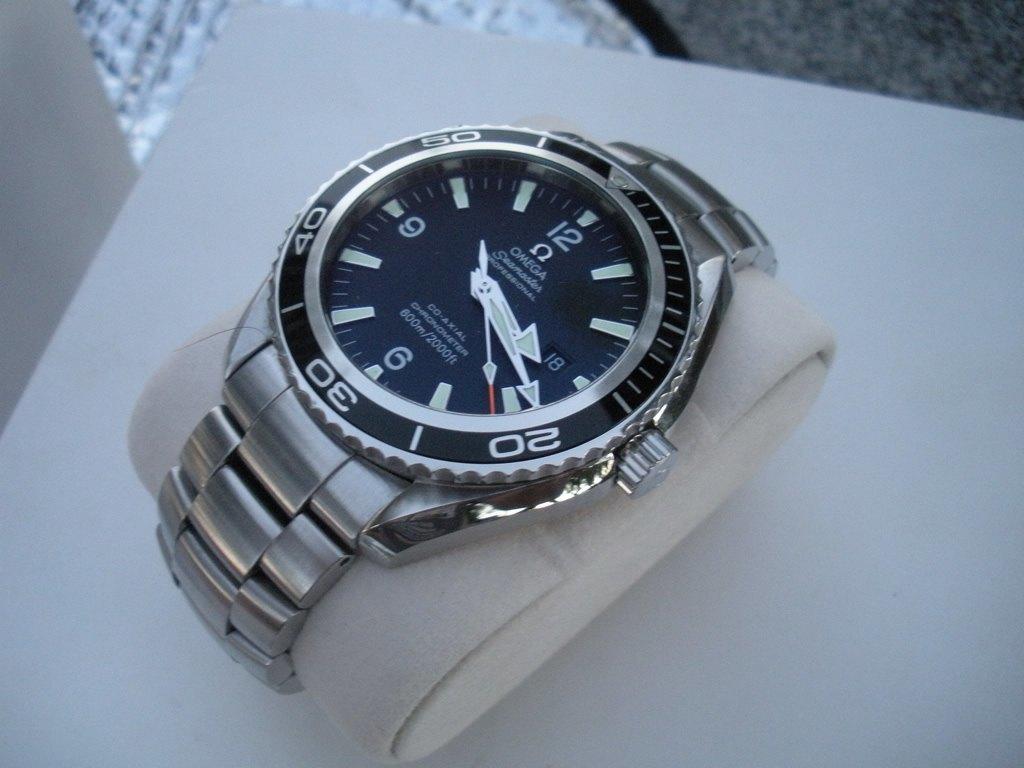 Omega Seamaster Planet Ocean 45,5mm ref. 2200.50.00