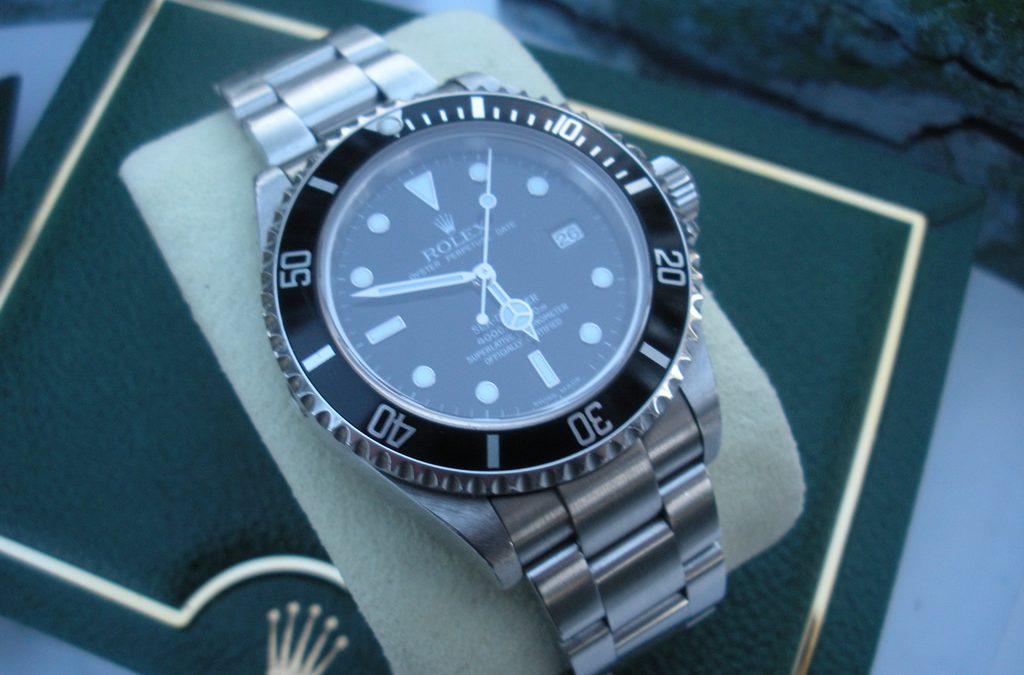 Rolex Sea Dweller 16600 Serie F – Año 2004