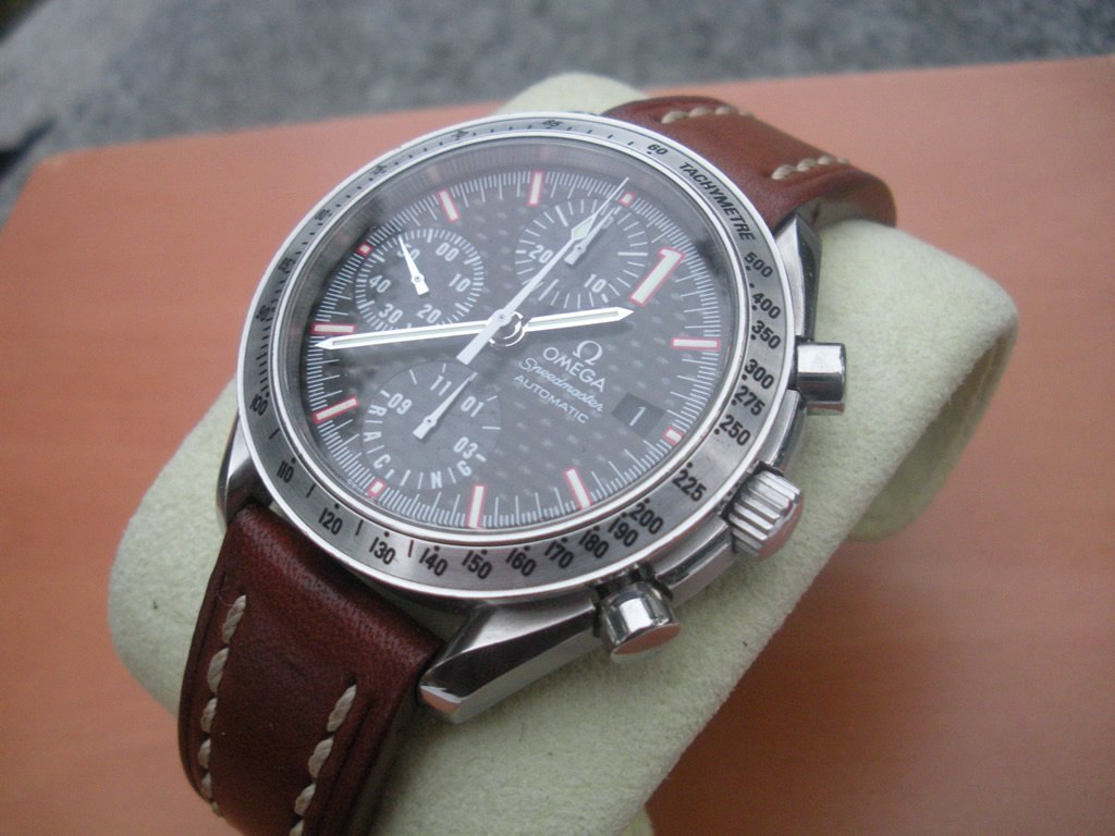 Omega Speedmaster Racing 2001 Michael Schumacher Ed. Limitada ref. 3519.50.00
