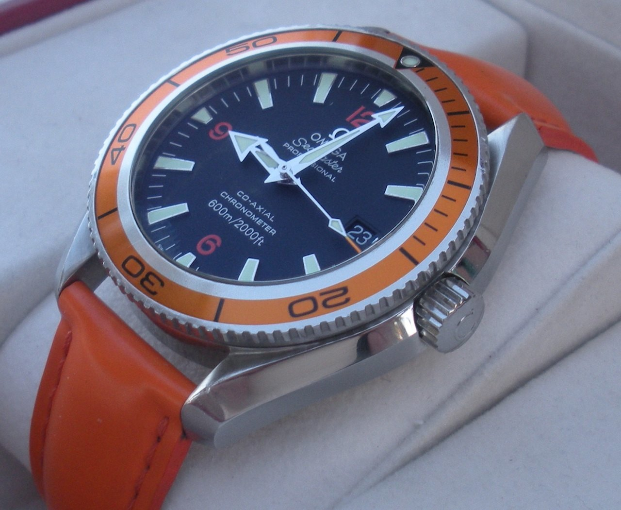 Omega Seamaster Professional Planet Ocean 2209.50.00