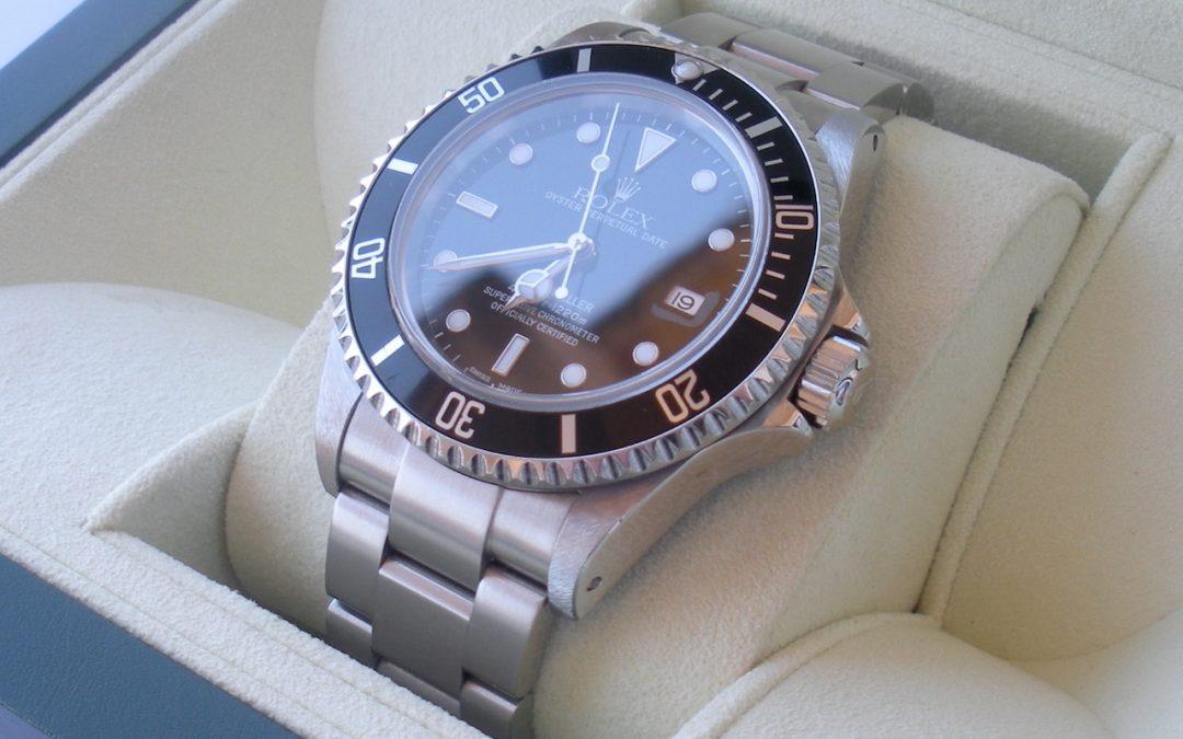 Rolex Sea Dweller 16600 Serie K – Año 2002