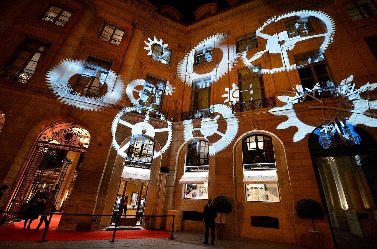 Jaeger-LeCoultre inauguró su Boutique en la Plaza Vendôme de París
