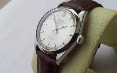 Rolex Air King 5500 – año 1964
