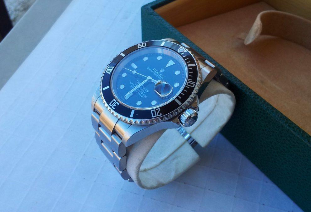 Rolex Submariner 16610 Serie F – Año 2004