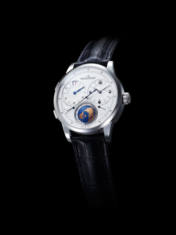 Jaeger-LeCoultre Duomètre Unique Travel Time. Una primicia relojera