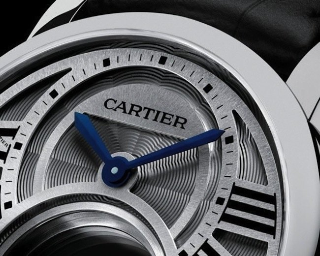 Cartier nos desvela su Mysterious Double Tourbillon