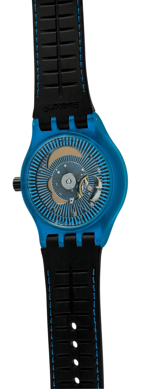 Swatch avanza una nueva revolución en la feria de basilea: EL RELOJ sistem51