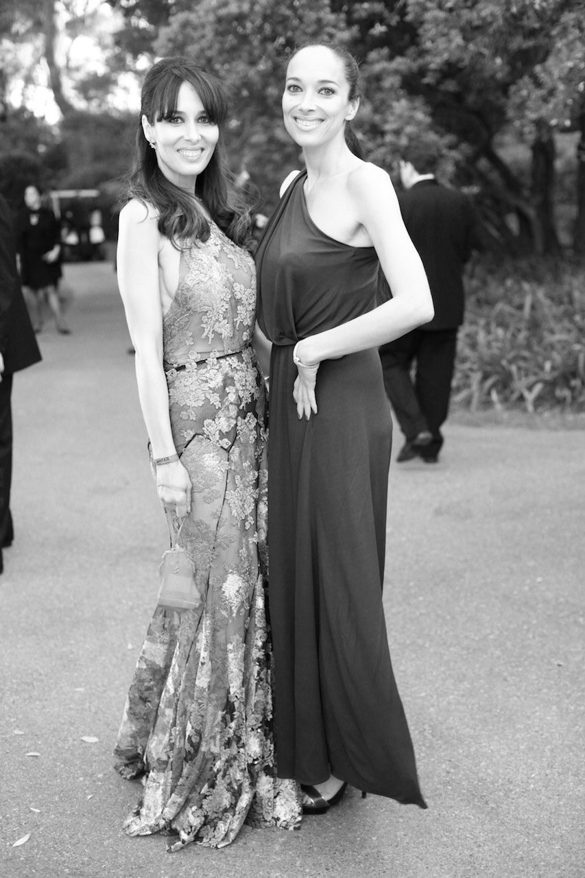 Carmen Chaplin, amiga de Jaeger-LeCoultre, brilla en la gala amfAR de Cannes