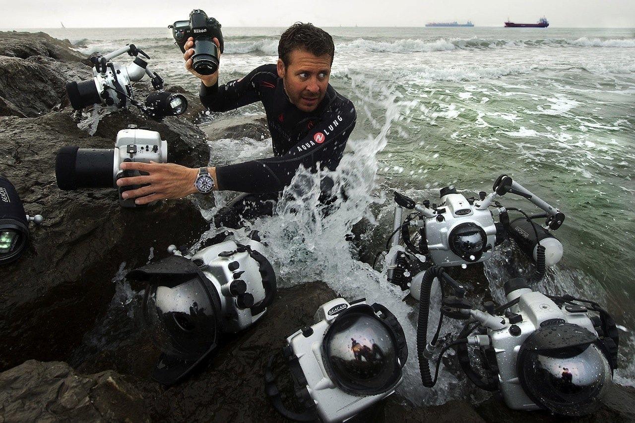 Blancpain patrocina el Proyecto GOMBESSA Expedición científica para conocer el celacanto Del 5 de abril al 15 de mayo de 2013