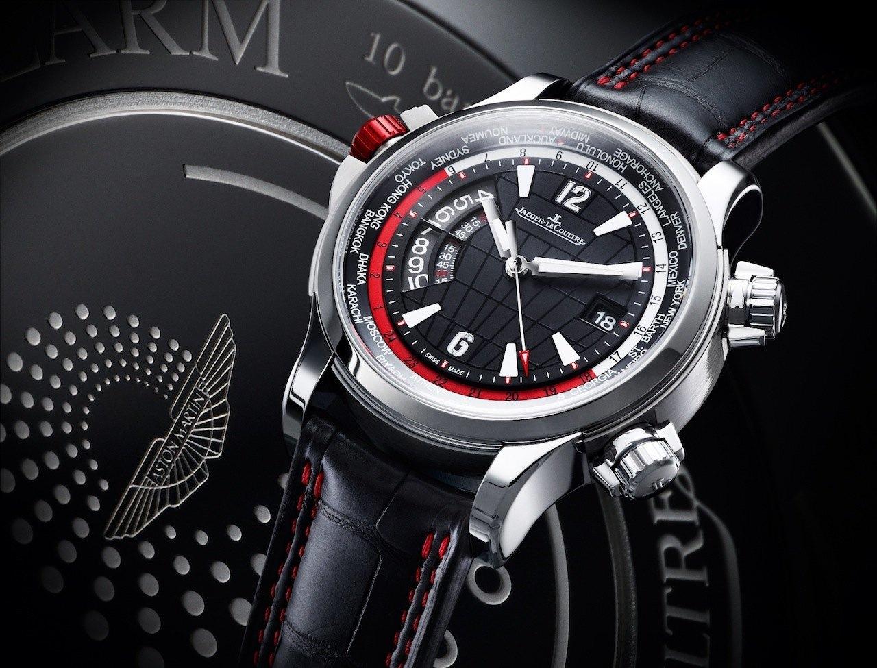 Con motivo de los 180 años de la Grande Maison y del centenario de Aston Martin, Jaeger-LeCoultre presenta 3 relojes inéditos