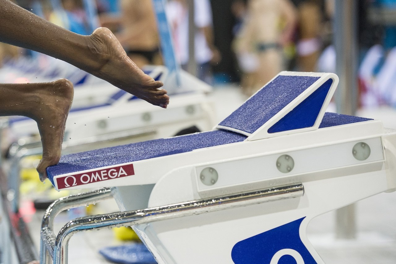 OMEGA, cronometrador oficial del Campeonato del Mundo de Natación, que se celebrará en Barcelona