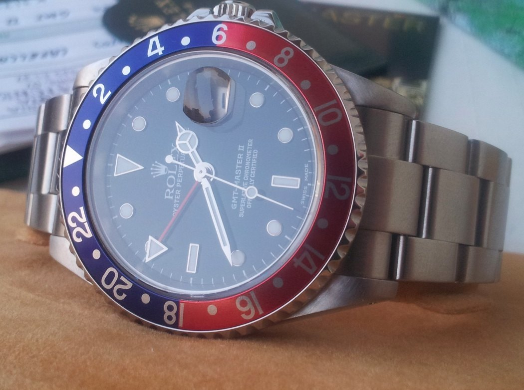 Rolex GMT Master II 16710 serie K
