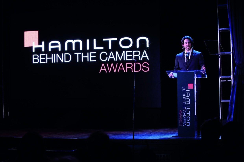 La séptima edición anual de los premios Hamilton Behind the Camera Awards rinde homenaje en Los Ángeles a los héroes de detrás de la pantalla
