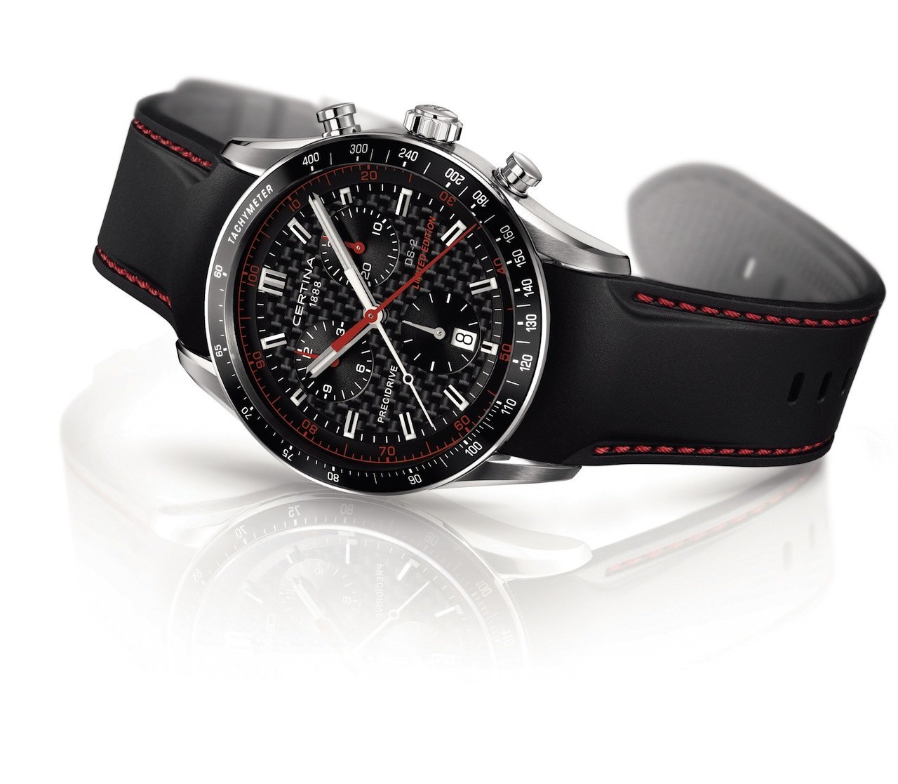 Certina DS-2 Chronograph – Sauber F1 Team – Edición limitada