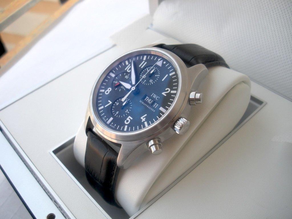 Cómo fotografiar relojes