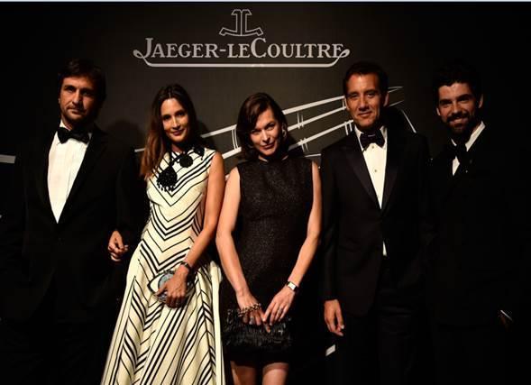Jaeger-LeCoultre patrocina su gala anual para celebrar las Artes y Oficios Artísticos