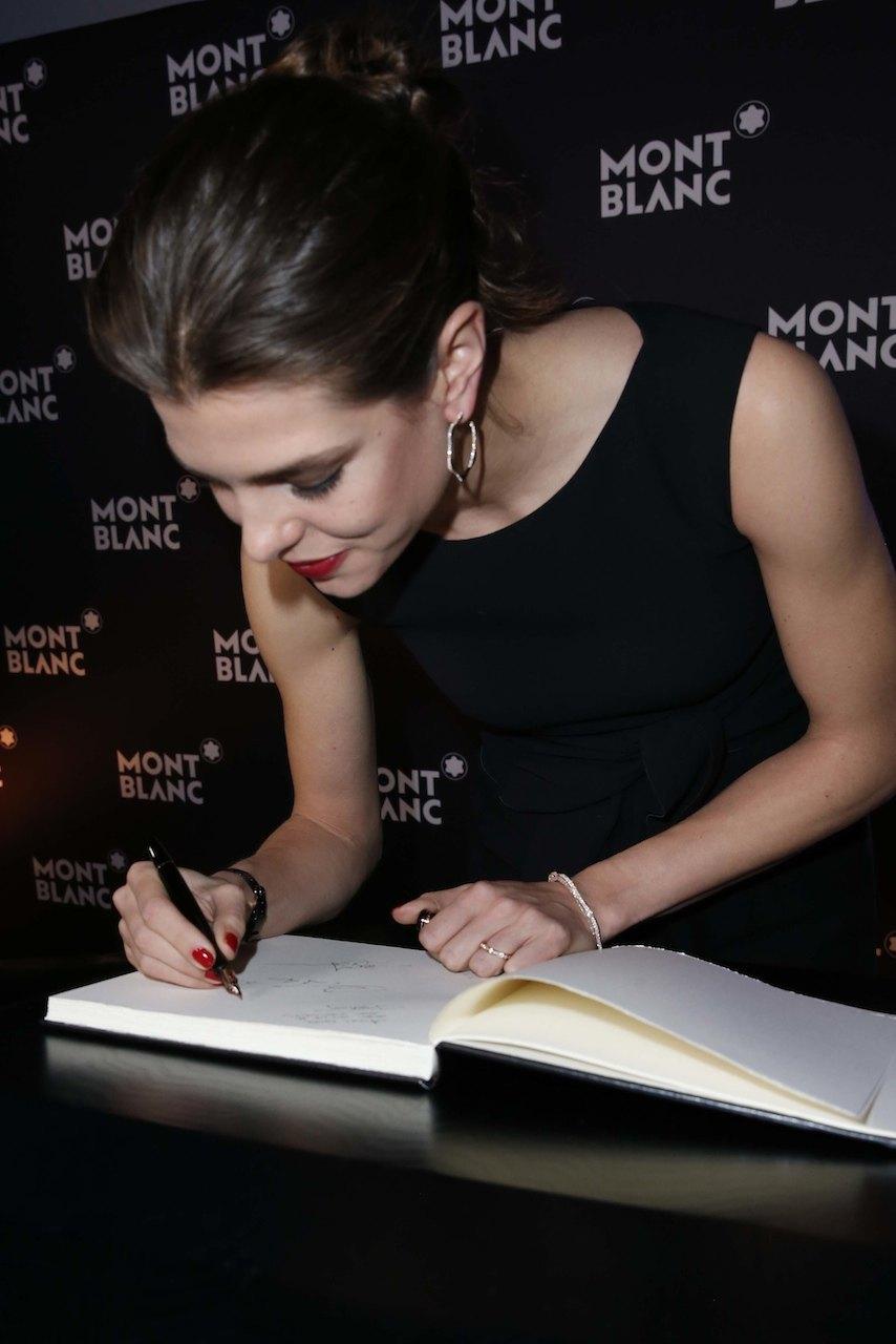 Montblanc anuncia Charlotte Casiraghi como su Embajadora Mundial de la Marca