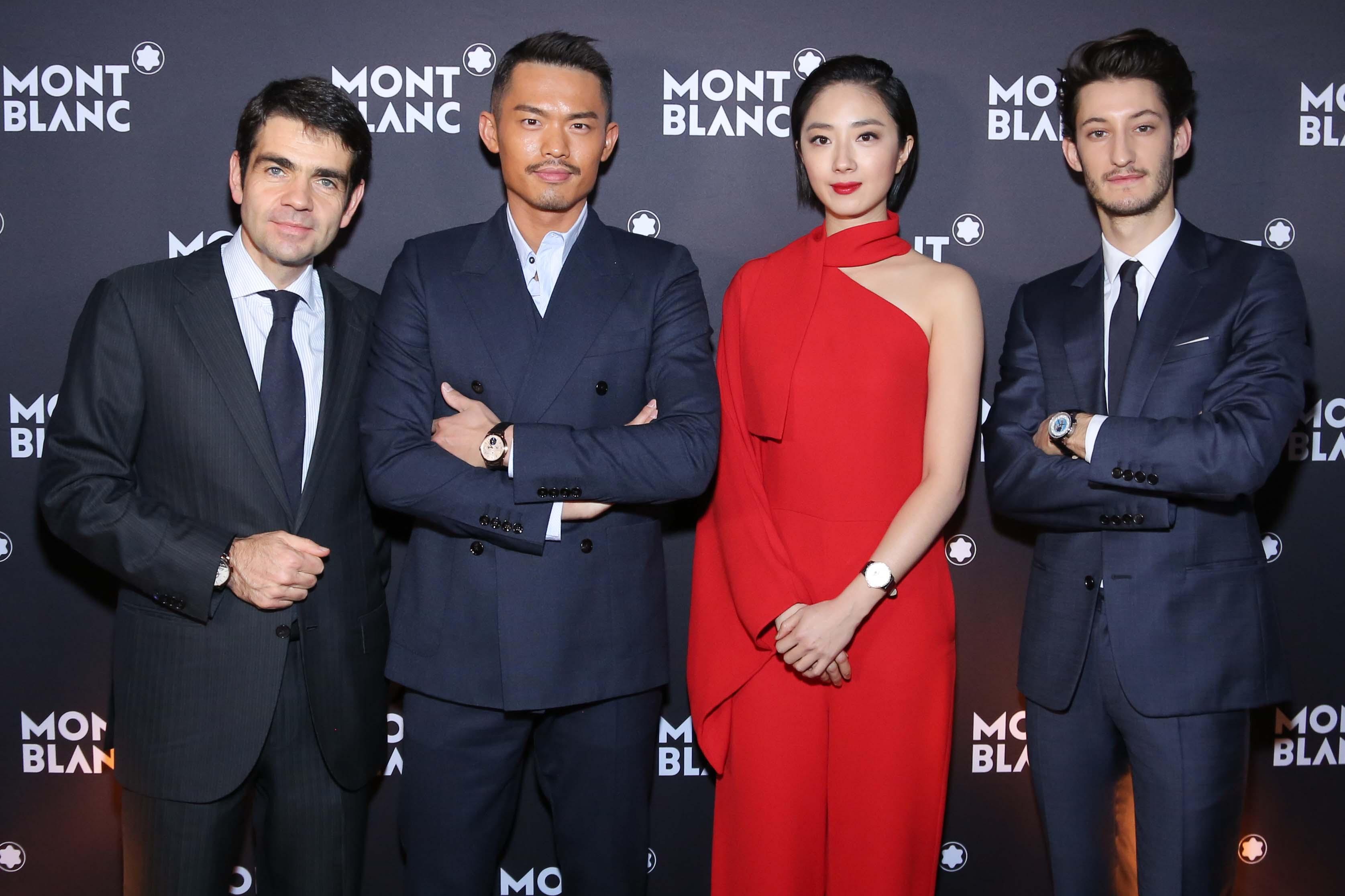 Montblanc celebra la presentación de Charlotte Casiraghi como la Embajadora Mundial de la Marca