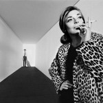 Anne Bancroft and Dustin Hoffman on The Graduate (C) Bob Willoughby