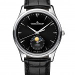 Jaeger-LeCoultre Master Ultra Thin Moon (cad noir)