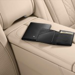 Montblanc for BMW Mood - MST Passport Holder and Business Card Holder