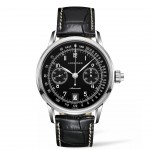 The Longines Column-Wheel Single Push-Piece Chronograph - L2.800.4.53.0