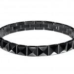 Brazalete Calvin Klein PVD - negro - KJ3CBB1001