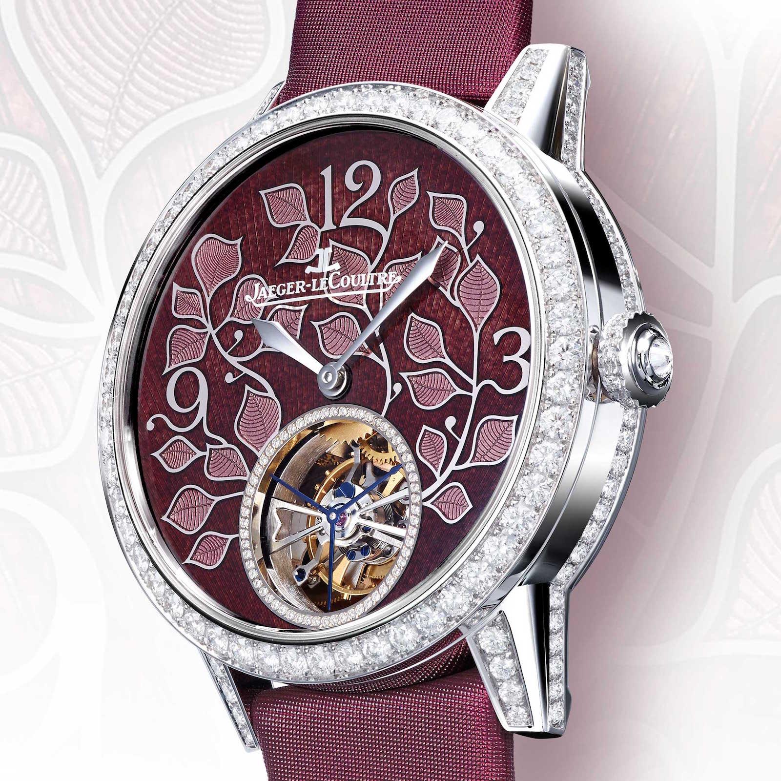 Rendez-Vous de Jaeger-LeCoultre Una colección de relojes muy femenina que responde a todas las expectativas.