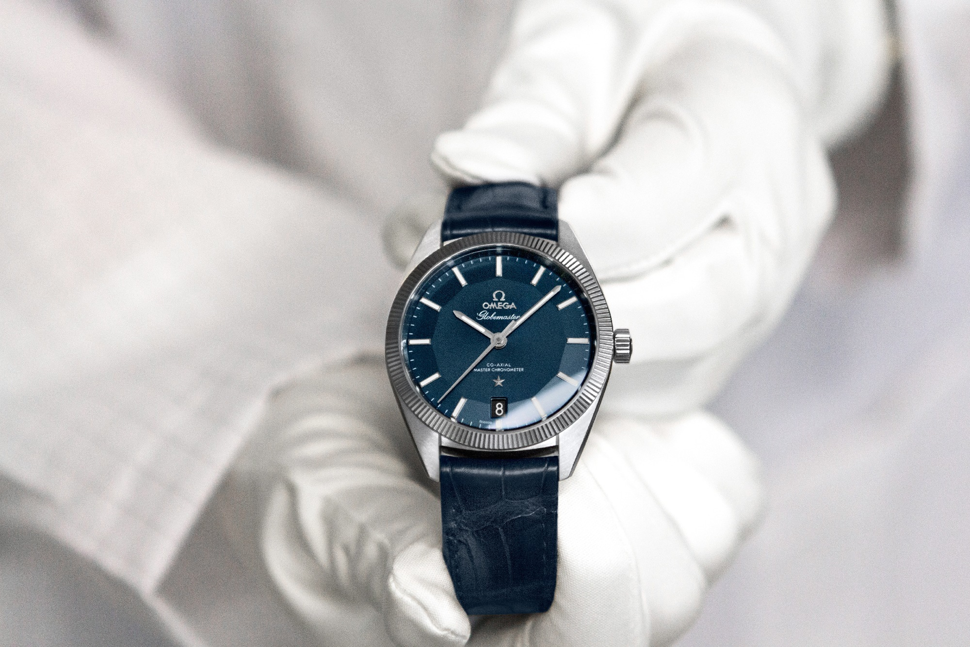 OMEGA presenta el primer Master Chronometer del mundo