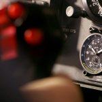 Hamilton Khaki Takeoff Auto Chrono cabina