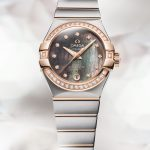 OMEGA Constellation Tahiti