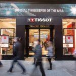 Tissot Boutique Times Square Exterior
