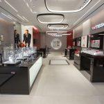 Tissot Boutique Times Square Interior