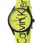 Calvin Klein color K5E51TFY amarillo