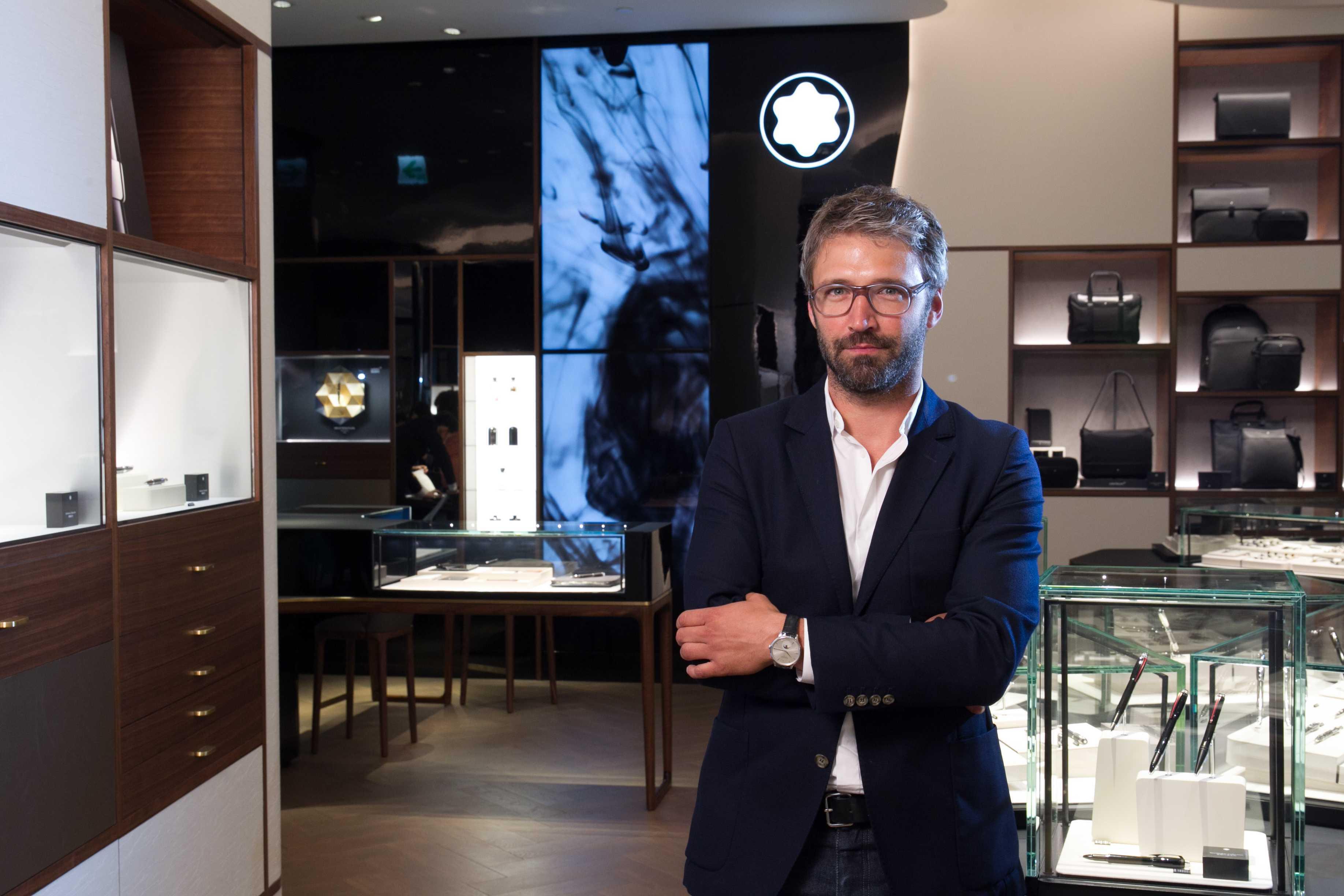 Montblanc presenta su Nuevo Concepto de Boutique en Seúl