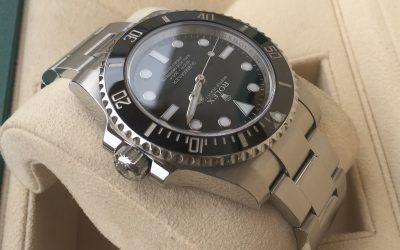 Números de serie Rolex