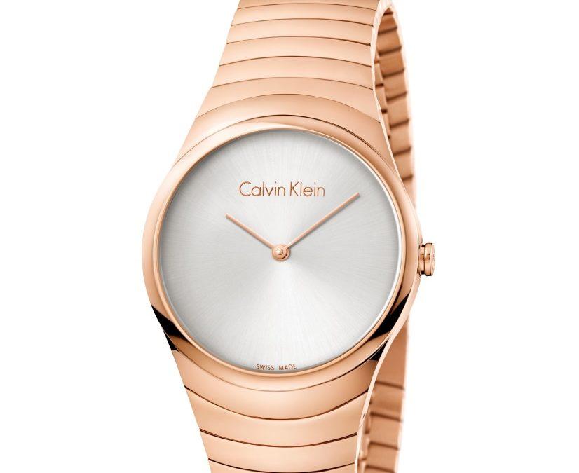 Calvin Klein whirl