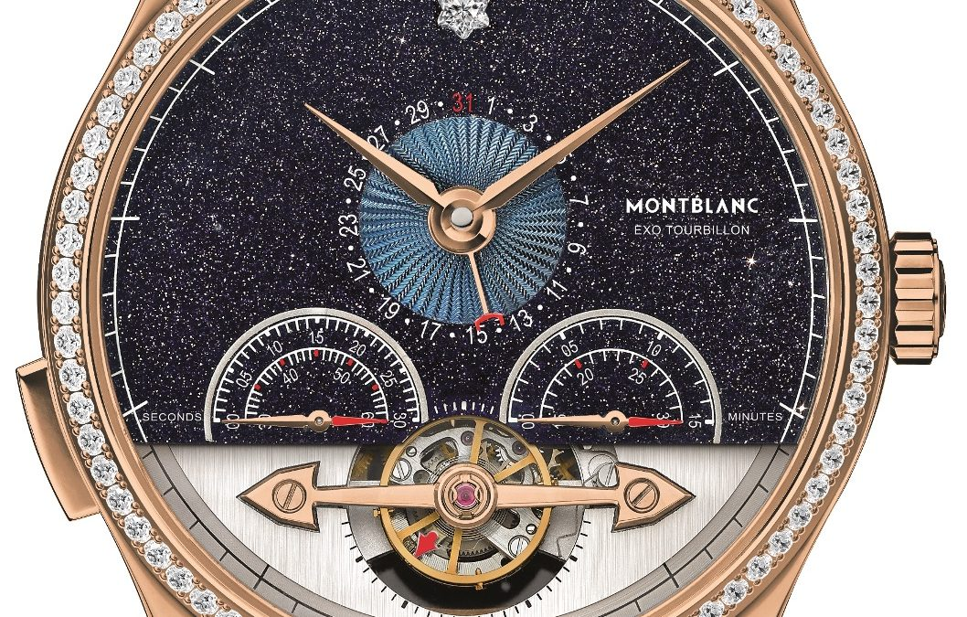 Montblanc Heritage Chronométrie ExoTourbillon Minute Chronograph: Capturando La Elegancia De La Alta Relojería