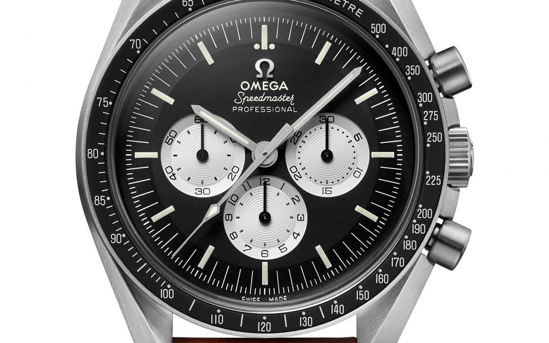 """OMEGA vende su primer reloj online: el nuevo Speedmaster """"Speedy Tuesday"""" Edición Limitada"""