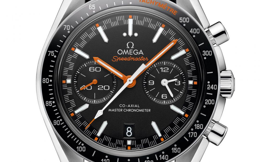 """Omega presentará en la Feria de Basilea de este año, entre otros, dos nuevos modelos, el Speedmaster """"Cappuccino"""" de 38 mm y el nuevo Speedmaster Automatic"""
