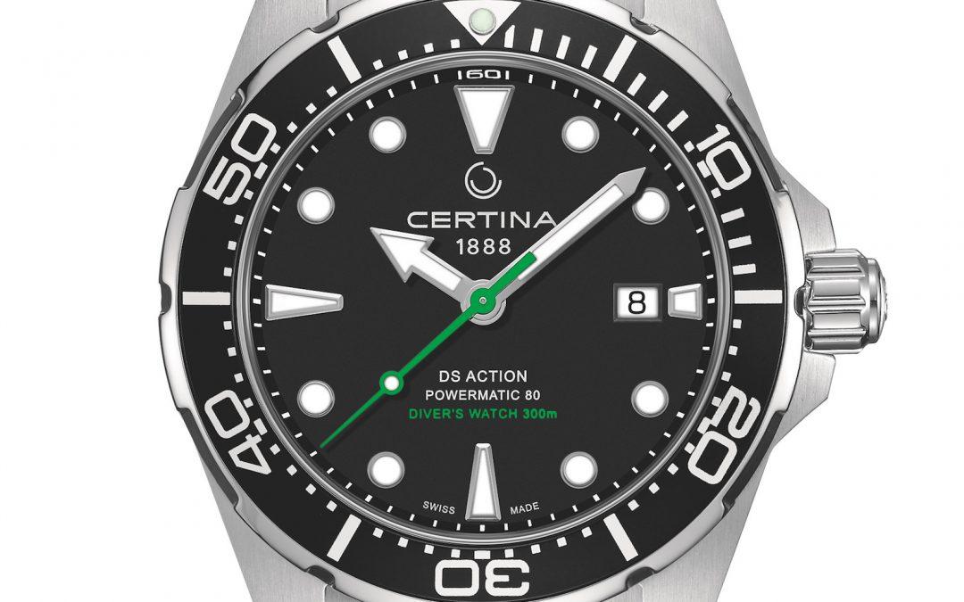 Relojes Certina DS: historia y modelos [Automáticos y Cuarzo